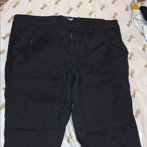 Plus Size Black Pants (Size 20)